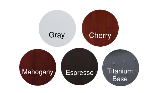 Nesting Table Colors
