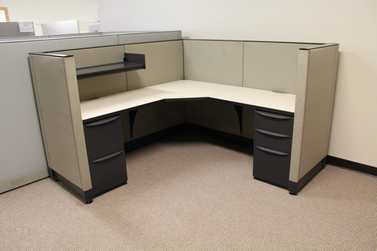 6′ x 6′ Haworth Premise Cubicles