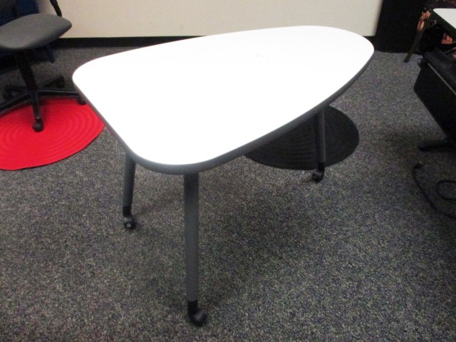 Mobile Dry Erase Board Table By Haworth