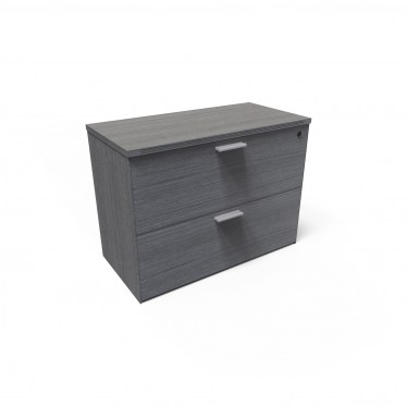36in Kai Samoa Gray Lateral File