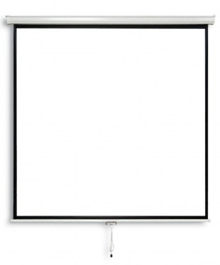 6′ Pull Down Projector Screen
