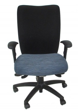 National Office Furniture Mix-it Task Chair Blue Fabric