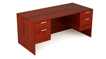 30inx60in Kai Cherry Desk