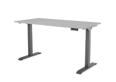 24″x60″ iRize Electric Height Adjustable Standing Desk