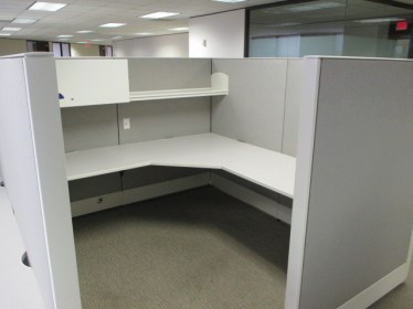 haworth used cubicles houston