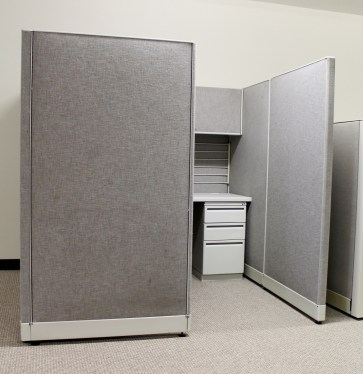 6'x6' Haworth Places Used Cubicles