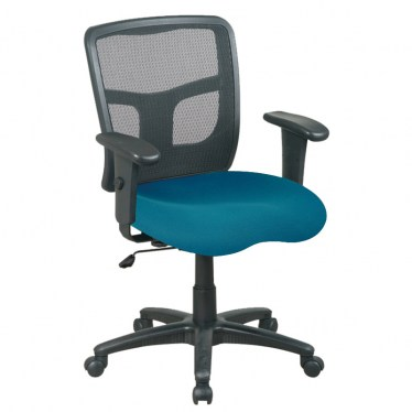 ProGrid Back Color Fabric Managers Chair by Space Seating