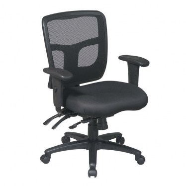 ProGrid Back  Chair with Multi-Function Control by Space Seating