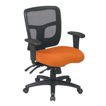 ProGrid Back Color Chair with Multi-Function Control by Space Seating