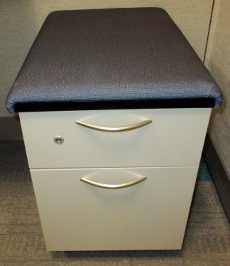 Box/File Mobile Pedestal By Steelcase