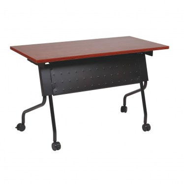 48 x 24 Nesting Training Tables with Modesty Panel