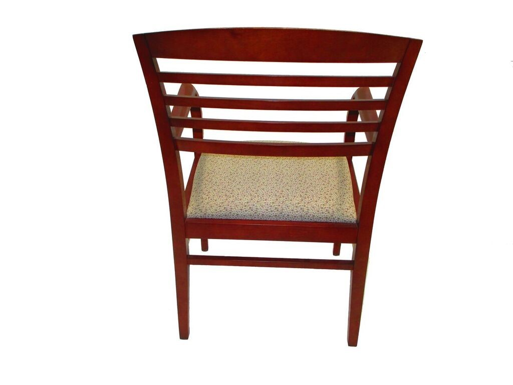 national office furniture admire guest chair slat back